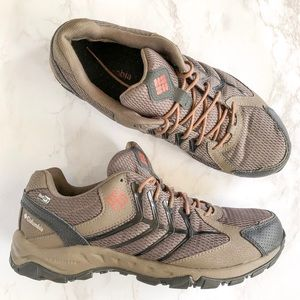 Columbia Trailhawk Outdry Sneakers